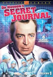 Dr. Hudson's Secret Journal - Volume 1