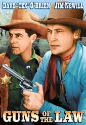 The Texas Rangers: Guns of The Law