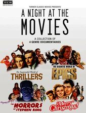 A Night at the Movies: The Suspenseful World of