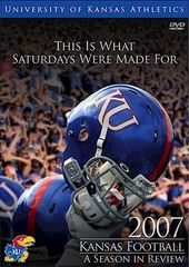 2007 Kansas Jayhawks Football Season in Review