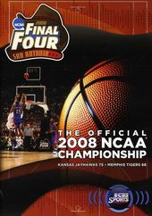Basketball - 2008 Men's NCAA Championship: Kansas