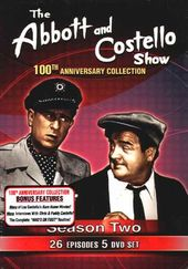 The Abbott & Costello Show - Season 2 (100th