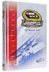 Chase for the Sprint Cup 2008 (6-DVD, Collector's
