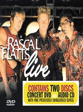 Rascal Flatts - Live (Bonus CD)