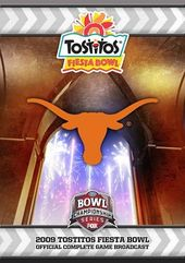 Football - 2009 Tostitos Fiesta Bowl: Texas vs.
