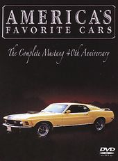 America's Favorite Cars - The Complete Mustang