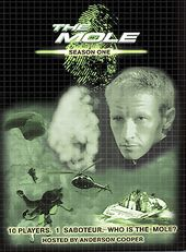 The Mole - Season 1 (3-DVD)