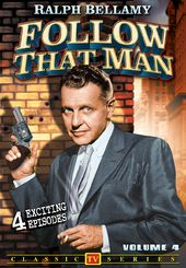 Follow That Man (aka Man Against Crime) - Volume 4