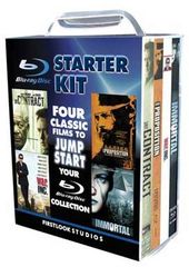 First Look Blu-ray Starter Pack: Immortal (2004)