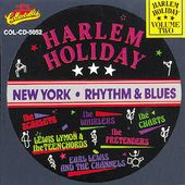 Harlem Holiday - NY Rhythm & Blues, Volume 2
