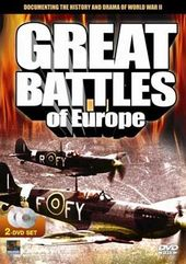 WWII - Great Battles of Europe (2-DVD)