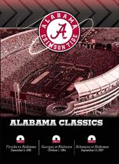 Alabama Crimson Tide: Alabama Classics