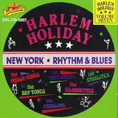 Harlem Holiday - NY Rhythm & Blues, Volume 7