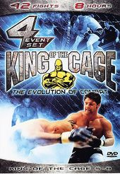 King of The Cage - Evolution of Combat (2-DVD)