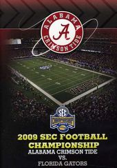2009 SEC Football Championship: Alabama Crimson