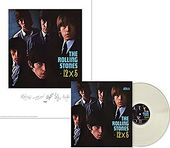 12X5 (Clear Vinyl LP With Unframed Lithograph)