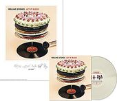 Let It Bleed (Clear Vinyl LP With Unframed
