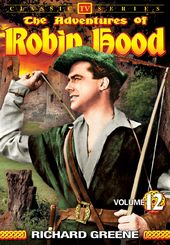 Adventures of Robin Hood - Volume 12