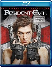 Resident Evil - Complete Collection (Blu-ray)