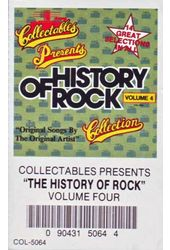 History of Rock, Volume 4 (Audio Cassette)
