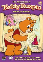 The Adventures of Teddy Ruxpin: Return to