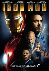 Marvel Cinematic Universe - Iron Man (Widescreen)