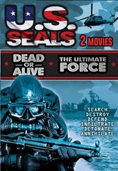 U.S. Seals - 2 Movies: Dead or Alive / The
