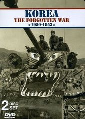 Korea: The Forgotten War 1950-1953 [Tin Case]