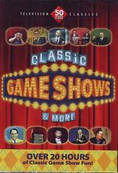 Classic Game Shows & More (50 Episodes) (4-DVD)