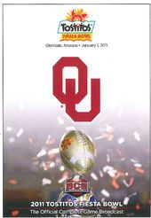 2011 Tostitos Fiesta Bowl: Oklahoma vs. UConn