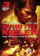 Spirited Killer Trilogy: Spirited Killer /