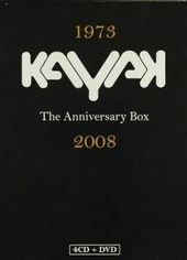 The Anniversary Box (4-CD + DVD)