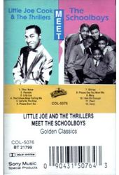Little Joe Cook & The Thrillers Meet The