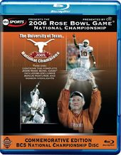 2006 Rose Bowl - Texas Vs. USC (Blu-ray)