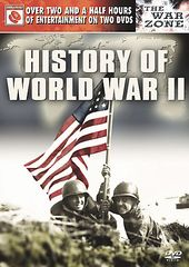 WWII - Complete History of World War II (3-DVD)