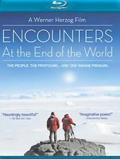 Encounters At the End of the World (Blu-ray)