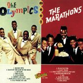 Olympics Meet The Marathons