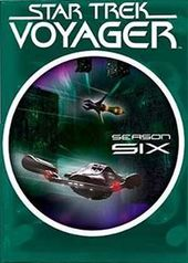 Star Trek: Voyager - Complete 6th Season (7-DVD)