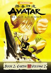 Avatar: The Last Airbender - Book 2: Earth,