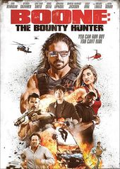 Boone: The Bounty Hunter (Canadian)