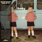 Funky Chimes: Belgian Grooves from the 70's (2-CD)