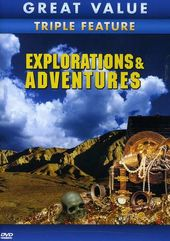 Explorations & Adventures Triple Feature