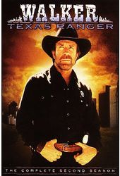 Walker, Texas Ranger - Complete 2nd Season (7-DVD)