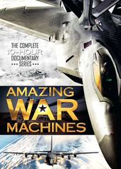 Amazing War Machines (3-DVD)