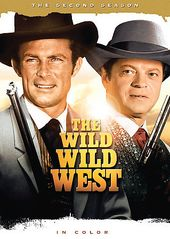 Wild Wild West - Season 2 (7-DVD)