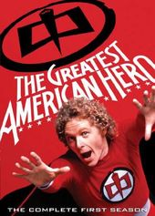 Greatest American Hero - Season 1 (4-DVD)