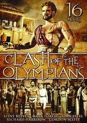 Clash of the Olympians: 16-Movie Collection