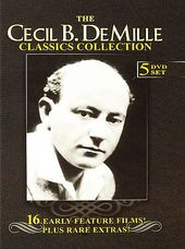 The Cecil B. DeMille Classics Collection (5-DVD)