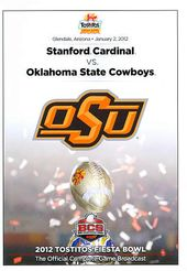 2012 Tostitos Fiesta Bowl: Stanford Cardinal vs.