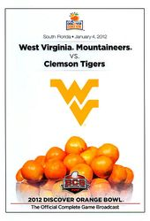 2012 Discover Orange Bowl: West Virginia
